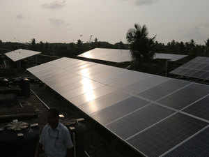 Officials clearing import shipments at the Port of Chennai in South India are classifying solar panels as motors, which attract 7.5 percent import duty as opposed to zero on solar modules.