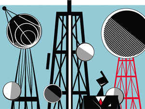 India has a little over 4.5 lakh towers — expected to grow 3-5% on year — with Indus Towers with nearly 1,23,000 the leader followed by Bharti Infratel with about 91,000 and state-run Bharat Sanchar Nigam with 65,000.