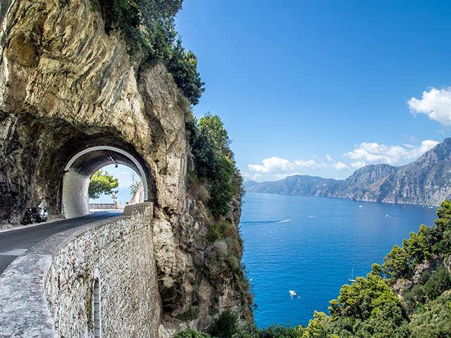 Amalfi Coast Food Markets