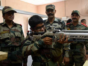 Indian Army launches Joint Training Warfare Centre for foreign armies in Meghalay's Umroi