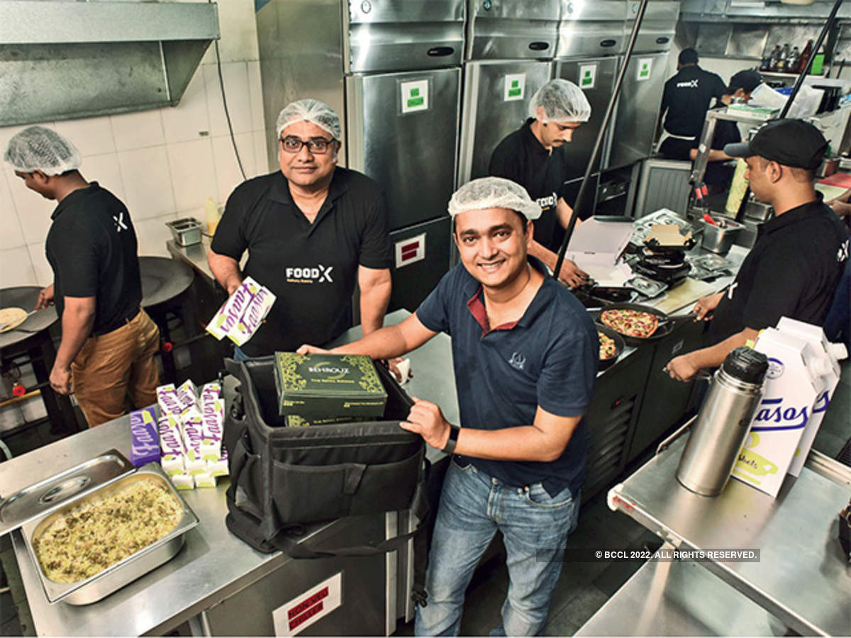 Faasos How Cloud Kitchens Are Helping Faasos Survive The Foodtech