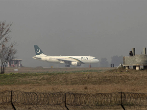 The passengers said that they had asked the airlines to drop them at Multan Airport which is 292 kilometres away from Rahim Yar Khan.
