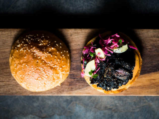 Local is the new cool in the world of burgers, what with lentil-flavoured and jackfruit patties