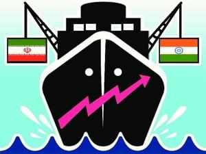 The travel time for goods all the way to northern Europe from India via Chabahar is expected to be reduced by about half from the current 45 days.
