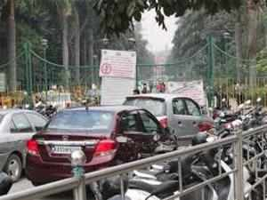 The decision is aimed at discouraging people from using private vehicles as air pollution worsened further and touched more alarming proportions on Tuesday.