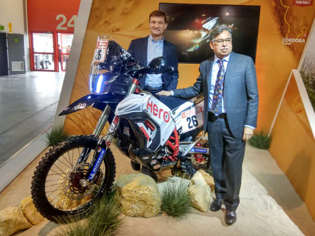 Hero MotoCorp to launch a 200 cc bike on Xpulse concept in 2018