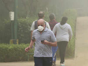 As the worst smog of the year enveloped the capital, the tiny store – one of the leading retailers of masks in town – sold about 300 masks priced at as much as Rs 2,200.