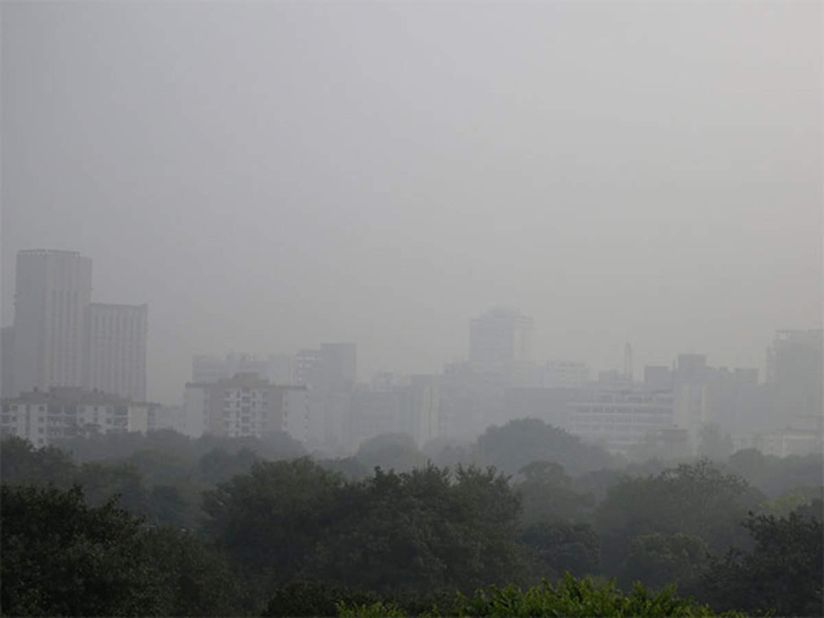 Air Pollution Linked To Slower >> Smog In Delhi Delhi Pollution Slow Winds To Keep Delhi Choked For