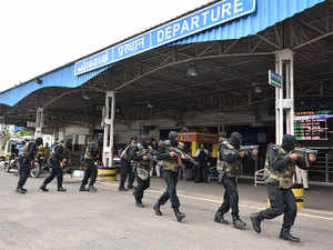 CISF warns of security risks at airports, writes to home & aviation ministries