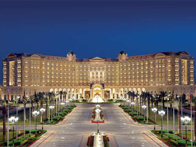 How The Ont Ritz Carlton Hotel In Riyadh Has Turned Into A Detention Centre For Saudi Princes