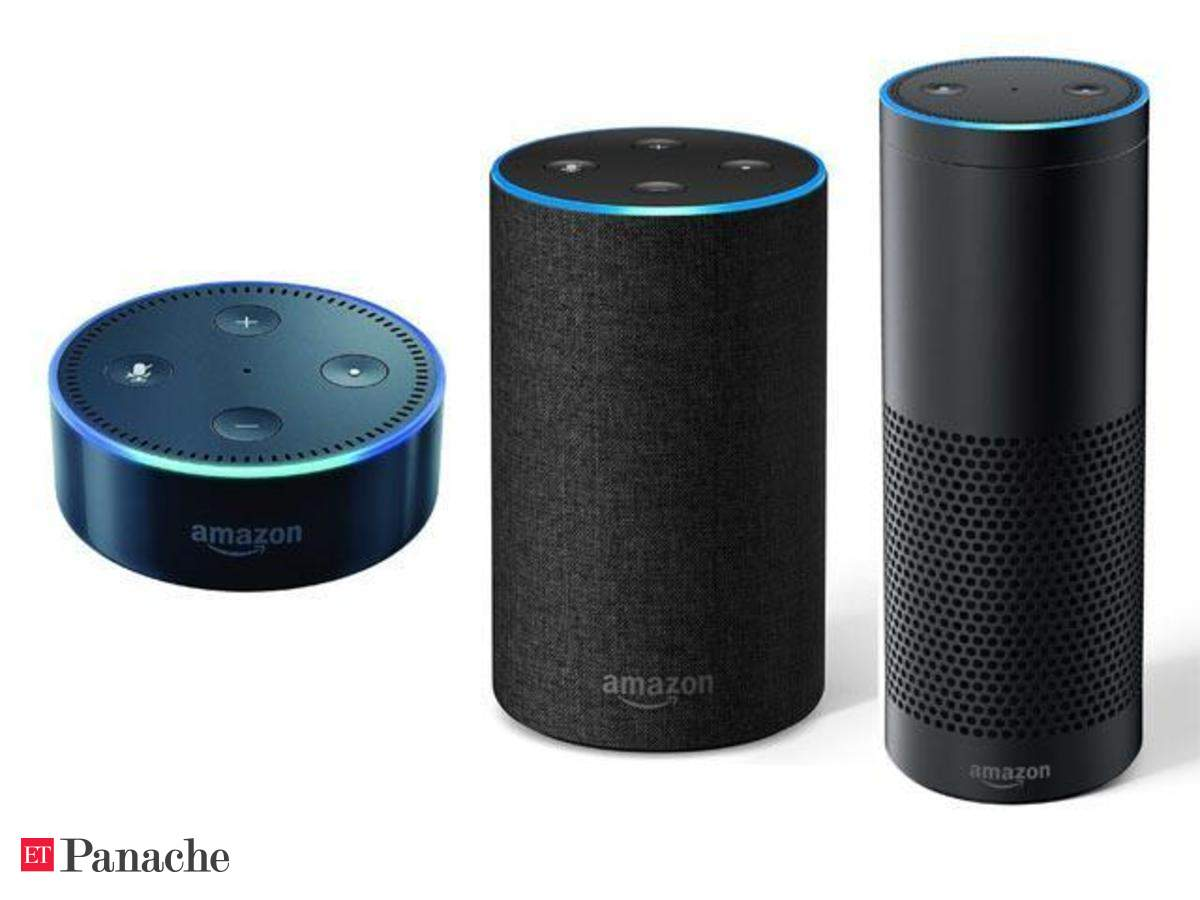 amazon echo series: Add a voice to your home with Amazon's