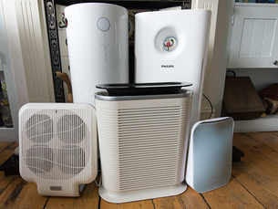 Seven air purifiers to help you breathe healthy