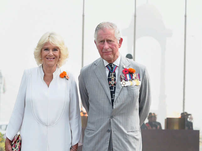 The royals are in town! Prince of Wales, Charles Philip Arthur George, is on a two-day visit to India. He is accompanied by his wife, the Duchess of Cornwall Camilla Parker Bowles.  The visit is part of their 10-day four nation tour to Singapore, Malaysia, Brunei and India.