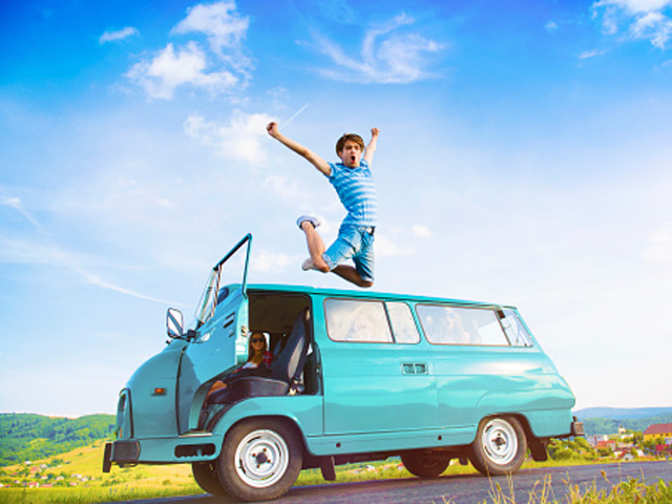 why take a vacation Taking a vacation between ending an old job and starting a new one has  psychological benefits find out how to make it happen.