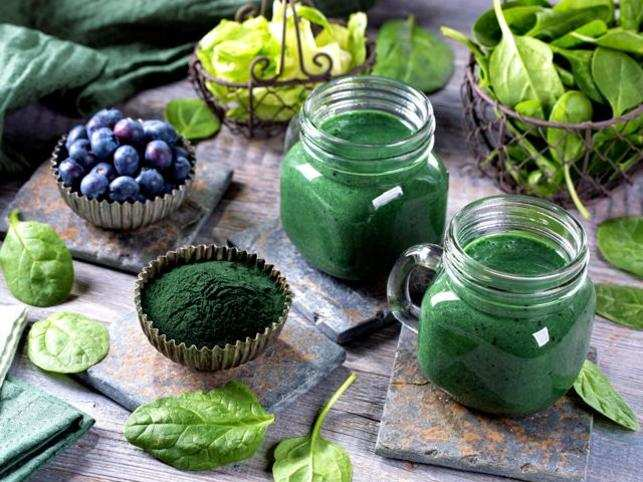 Nutritionists suggest natural superfoods to ensure you stay in good health.