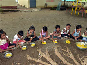 These smartphones also help prevent fudging while entering data and will replace nearly 11 registers an anganwadi has to maintain on a daily basis.