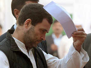 In the recent past, Rahul Gandhi had conducted such campaign tours in Saurashtra, central Gujarat and south Gujarat.
