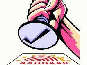 'Aadhaar verification of bank accounts will help expose real executors behind shell companies, benami operators, tax evaders, launderers, those siphoning public money or funding terror.'