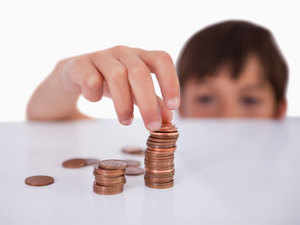The saving habit should be started much earlier because it can go a long way in funding the child education.