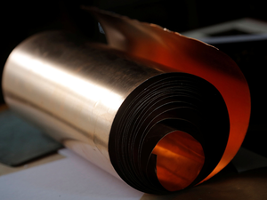 The company supplies about 30 percent of India's copper market, and aims to increase that share to 50 percent through the Tuticorin expansion.