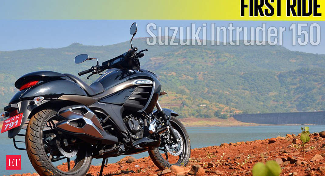 Suzuki Intruder Suzuki Intruder 150 First Ride Review The