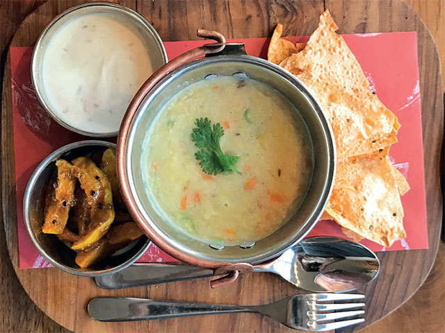 Why city slickers want bathua and lal saag on their dining table