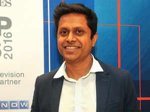 The company has raised about USD 45 million in funding till date from investors like Accel Partners, Kalaari Capital, IDG Ventures and UC-RNT fund. (In pic: Mukesh Bansal, co-founder, CureFit)