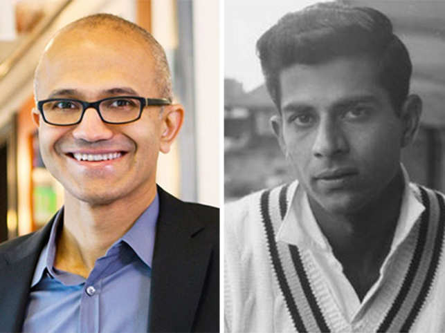 Satya Nadella recently revealed that his cricket hero was not Sachin Tendulkar, but Hyderabad great ML Jaisimha.
