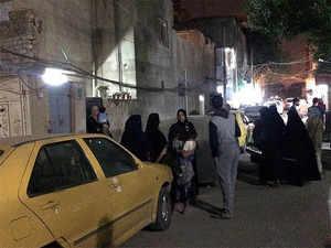 7.2 magnitude earthquake jolts Iran and Iraq, many killed