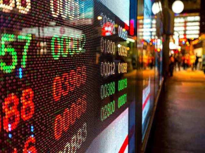 Market Now: Godrej Consumer Products, Britannia drag Nifty FMCG index down - Economic Times