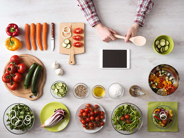 The VegEze app aims to motivate people to add extra vegetables to their daily diets and form long-term, healthier habits.