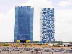 Gift city high rises in gift city run into trouble the economic times height restrictions on buildings and structures around airports are meant to aid navigation and keep flight negle