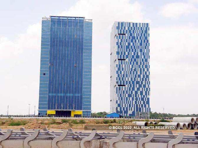 GIFT City: High-rises in GIFT City run into trouble - The Economic ...