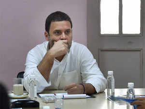 It's put off again: Rahul Gandhi not becoming Congress chief yet