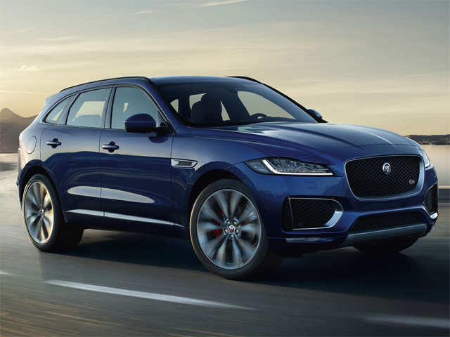 Jaguar launches locally-manufactured F-PACE in India at Rs 60.02 lakh