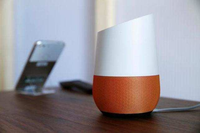 Want to get the family together for dinner? Broadcast messages on Google Home