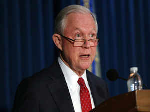 Sessions had said during his January Senate confirmation hearing that he was unaware of communications between the campaign and Russia.