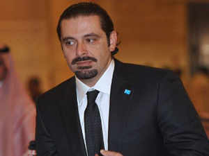 Hariri gave his first public remarks on Sunday, saying in a televised interview in Riyadh he planned to return to Lebanon within days to affirm his resignation.