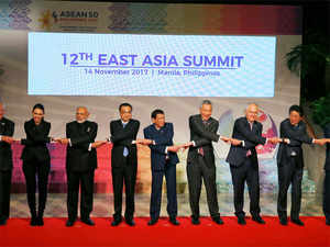 The ties between India and ASEAN have been on an upswing, particularly in the areas of trade and investment.