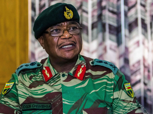 Chiwenga had demanded that Mugabe stop purges of senior party figures, including vice president Emmerson Mnangagwa, who was dismissed last week.