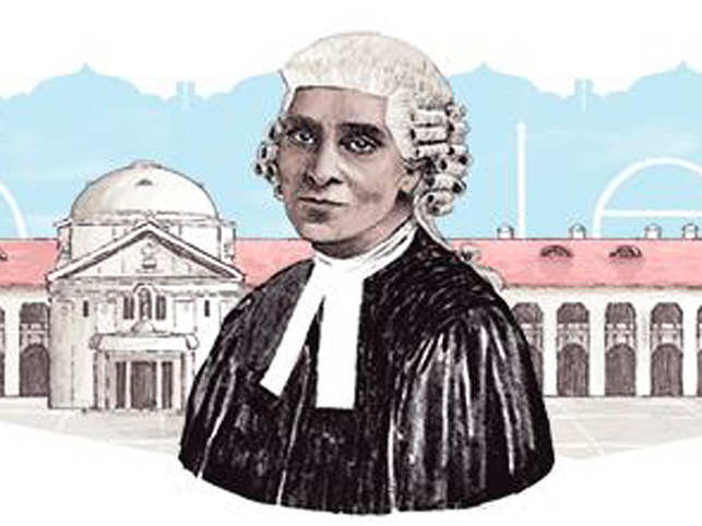 Google pays tribute on birth anniversary of India's first female lawyer Cornelia Sorabji with a doodle