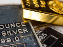 MCX Gold futures were down 0.05 per cent, or Rs 15, at Rs 29,607 around 10.35 am.