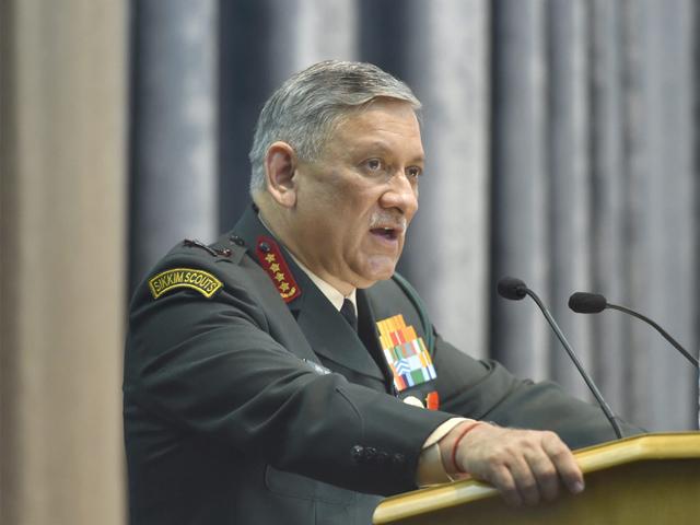 Future warfares to be 'hybrid', need to enhance capabilities: Army chief Bipin Rawat