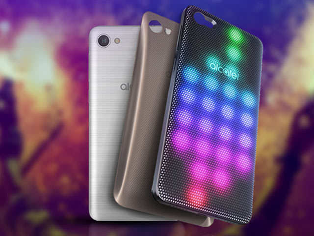 Alcatel A5 LED review: Now glam up your smartphone for a party with Lightup+ mod