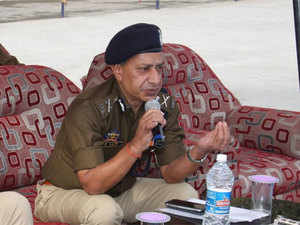 Drug menace a bigger challenge than terrorism in Jammu and Kashmir: DGP SP Vaid