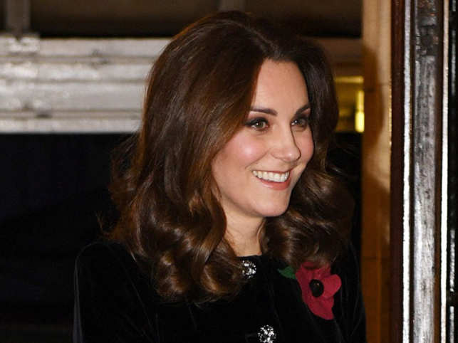 Princess Diaries! Kate Middleton nails the maternity look with her sartorial choices