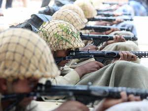 India, Bangladesh hold joint military training exercise