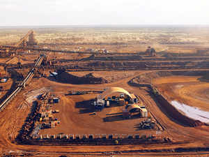 The duty is applied to ore with more than 58 percent iron, or Fe content.