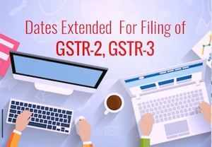 Watch: New timeline for filing GST returns, here are the dates