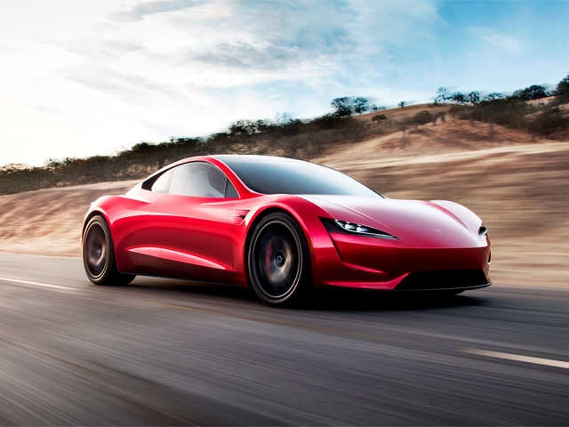 Tesla Roadster is here - and Elon Musk's tweet is killing it!